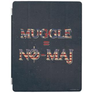 Muggle = No-Maj iPad Cover