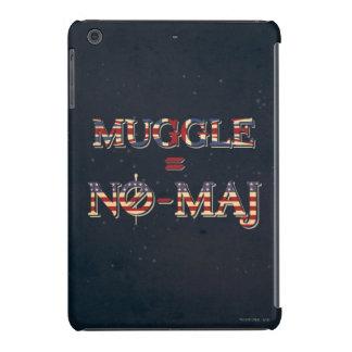 Muggle = No-Maj iPad Mini Case