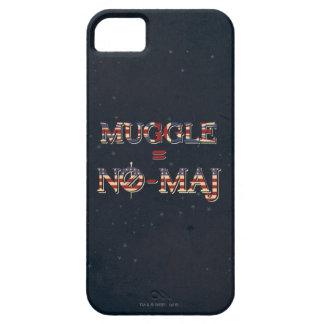 Muggle = No-Maj iPhone 5 Cover