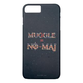 Muggle = No-Maj iPhone 7 Plus Case