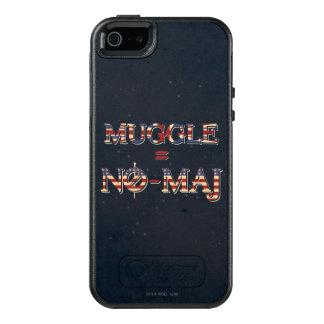 Muggle = No-Maj OtterBox iPhone 5/5s/SE Case