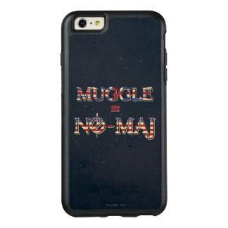Muggle = No-Maj OtterBox iPhone 6/6s Plus Case