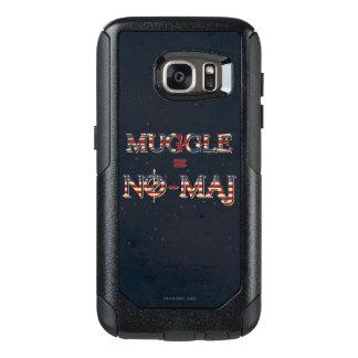 Muggle = No-Maj OtterBox Samsung Galaxy S7 Case