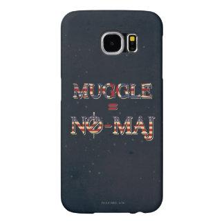Muggle = No-Maj Samsung Galaxy S6 Cases