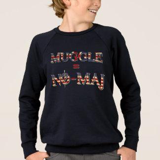 Muggle = No-Maj Sweatshirt