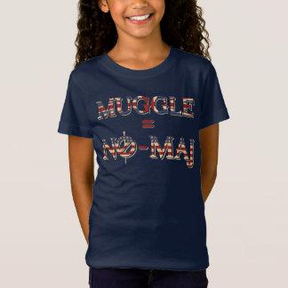 Muggle = No-Maj T-Shirt