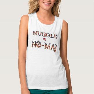 Muggle = No-Maj Tank Top