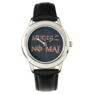 Muggle = No-Maj Watch