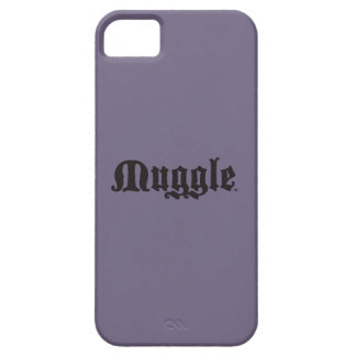 MUGGLE™ Round Sticker iPhone 5 Cases