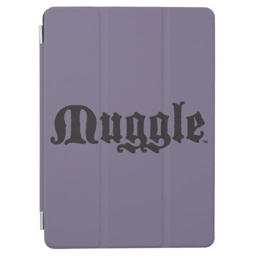 MUGGLE™ Round Sticker iPad Air Cover