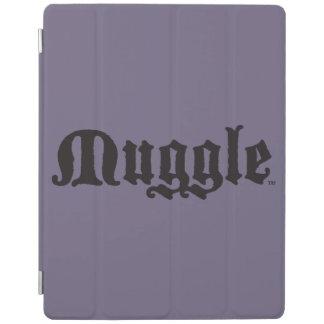 MUGGLE™ Round Sticker iPad Cover