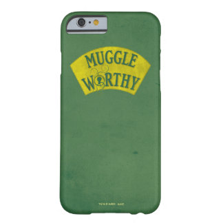 Muggle Worthy Barely There iPhone 6 Case