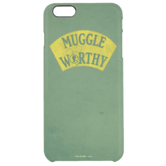 Muggle Worthy Clear iPhone 6 Plus Case