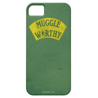 Muggle Worthy iPhone 5 Cover