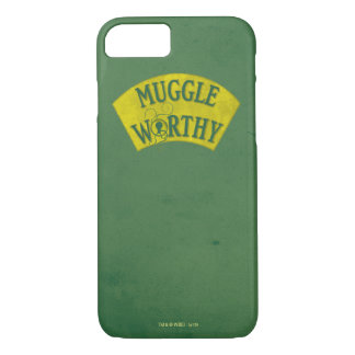 Muggle Worthy iPhone 8/7 Case