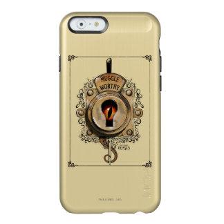 Muggle Worthy Lock With Fantastic Beast Locked In Incipio Feather® Shine iPhone 6 Case