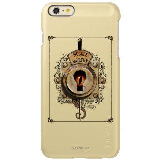 Muggle Worthy Lock With Fantastic Beast Locked In iPhone 6 Plus Case