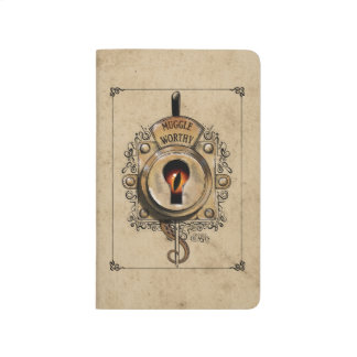 Muggle Worthy Lock With Fantastic Beast Locked In Journals