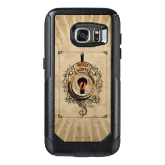 Muggle Worthy Lock With Fantastic Beast Locked In OtterBox Samsung Galaxy S7 Case