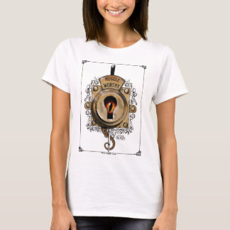 Muggle Worthy Lock With Fantastic Beast Locked In T-Shirt