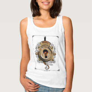 Muggle Worthy Lock With Fantastic Beast Locked In Tank Top