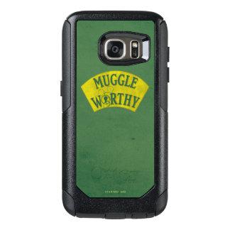 Muggle Worthy OtterBox Samsung Galaxy S7 Case