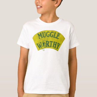 Muggle Worthy T-Shirt