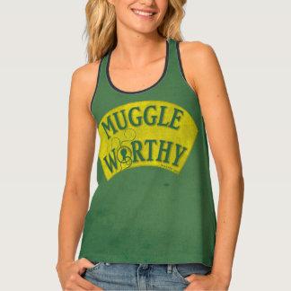 Muggle Worthy Tank Top