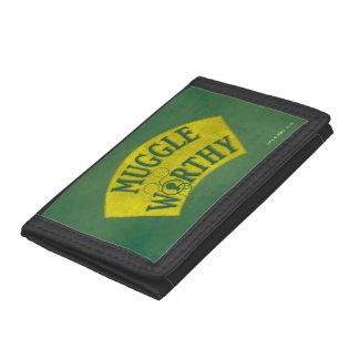 Muggle Worthy Tri-fold Wallet