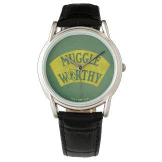 Muggle Worthy Watch