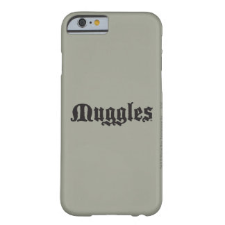 Muggles Barely There iPhone 6 Case