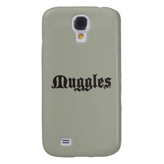 Muggles Galaxy S4 Cases