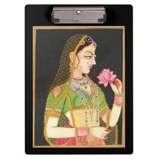 Mughal Art Clipboard