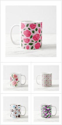 Beautiful mugs for great gifts, shop with prints on demands,mugs,t shirt,pillows