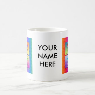 Mugs, Cups - Pop Art Wine
