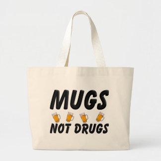MUGS NOT DRUGS BAG