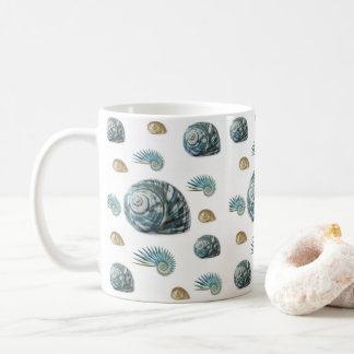 mugs seashells
