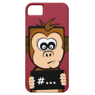 Mugshot Monkey! Case For The iPhone 5