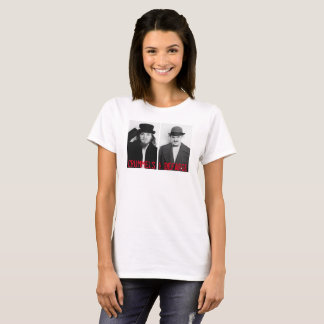 Mugshot Womens T-Shirt