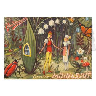 Muinasjutt or Fairytale Card