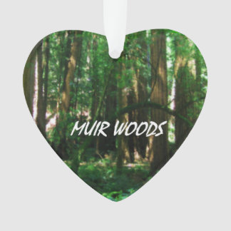 Muir Woods Ornament