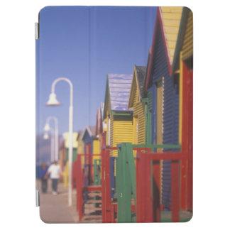 Muizenburg Bathing Boxes, near Capetown, South iPad Air Cover