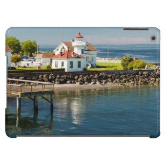 Mukilteo Lighthouse, Mukilteo, Washington, USA iPad Air Cover