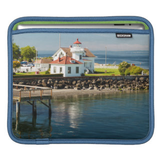 Mukilteo Lighthouse, Mukilteo, Washington, USA Sleeves For iPads