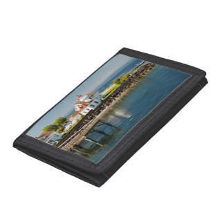 Mukilteo Lighthouse, Mukilteo, Washington, USA Trifold Wallet