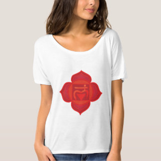 Muladhara chakra Women's T-Shirt