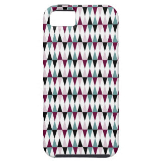 Mulberry Angles iPhone 5 Case