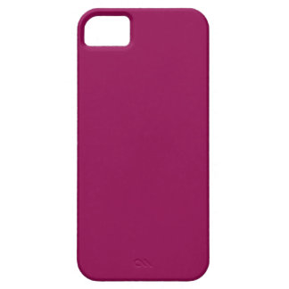 Mulberry color iPhone 5 cover
