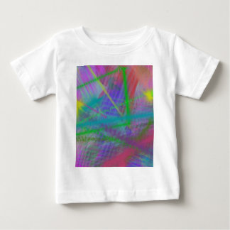 Mulberry Day Dream Pastel Color Ricochet Abstract T Shirts
