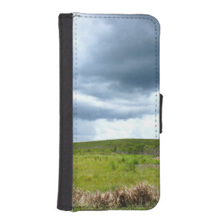 Mulberry Mines Phone Wallet Case